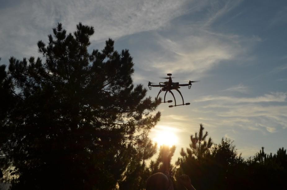Nos lanzamos al mundo de los drones