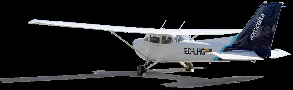 Cessna 172 aeroclub Aerocelta de Vigo
