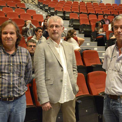 Entre nubes: nuestra conferencia en el Campus de Ourense